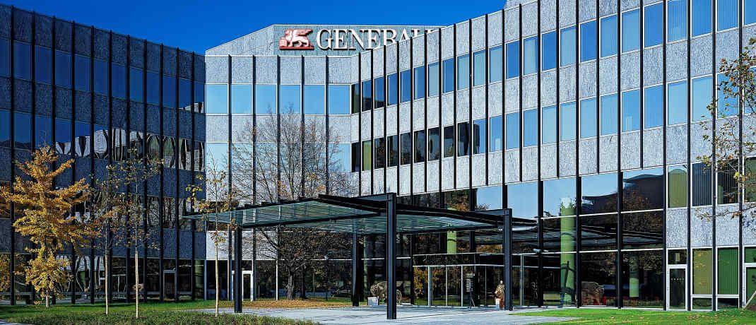Die Generali in München: Bei dem Versicherer erhöhen sich nun die Beiträge in der Berufsunfähigkeitsversicherung für Verträge vor 2015.|© Generali
