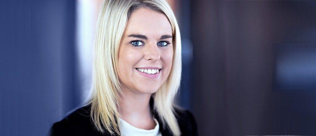 """Claire Shaw, Managerin des OYSTER European Small & Mid Caps-Fonds bei SYZ Asset Management: """"Blockchain-Technologie kann helfen, die Transparenz in der Diamantenbranche zu verbessern."""""""