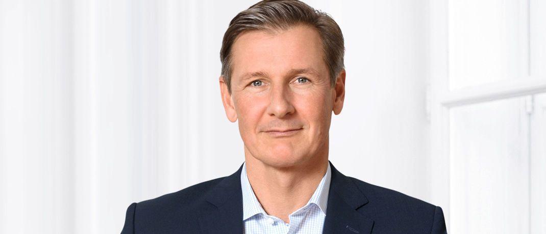 Alexander Schütz, Vorstand C-Quadrat Investment: