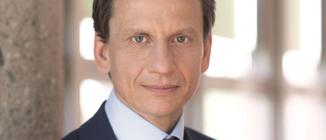 Thomas Richter ist Hauptgeschäftsführer des deutschen Fondsverbands BVI. Von 1995 bis 1998 arbeitete er bei der Deutschen Börse und anschließend in leitenden Positionen bei der DWS. Seit 2010 ist er beim BVI. Richter ist studierter Jurist und Investment Analyst DVFA/CEFA.|© BVI