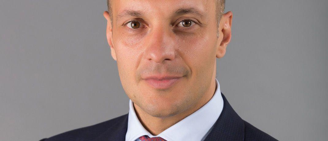 Wird neuer Global Head of Sales bei Carmignac: Giorgio Ventura (45) |© Carmignac