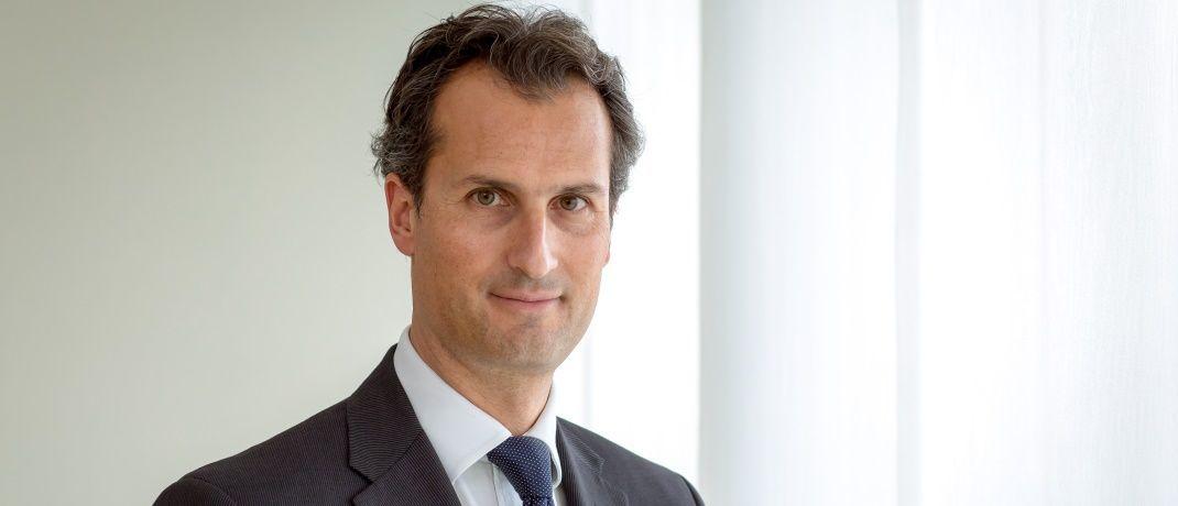 """Luciano Diana, Fondsmanager des Pictet-Global Environmental Opportunities Fund: """"Unternehmen auf der ganzen Welt führen nachhaltige Geschäftspraktiken ein."""""""