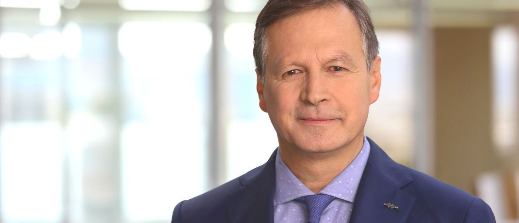 Stefan Wallrich ist Vorstand von Wallrich Wolf Asset Management. Der Vermögensverwalter ist in Frankfurt ansässig. |© Wallrich Wolf AM