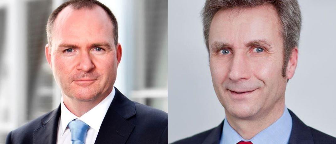 """Karl Huber und Thomas Radinger von Amundi Asset Management: """"Wir investieren flexibel in Unternehmen mit starkem Geschäftsmodell und dividendenorientierter Geschäftspolitik"""""""