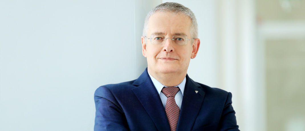 Michael Baulig ist Vorstandsvorsitzender des Versicherers Universa.|© Universa