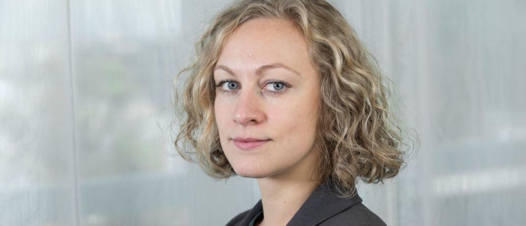"""Marie-Laure Schaufelberger, Product Specialist für den Pictet-Nutrition Fonds: """"Soilless Farming kann eine wesentliche Rolle bei der Ernährung der wachsenden Weltbevölkerung spielen."""""""