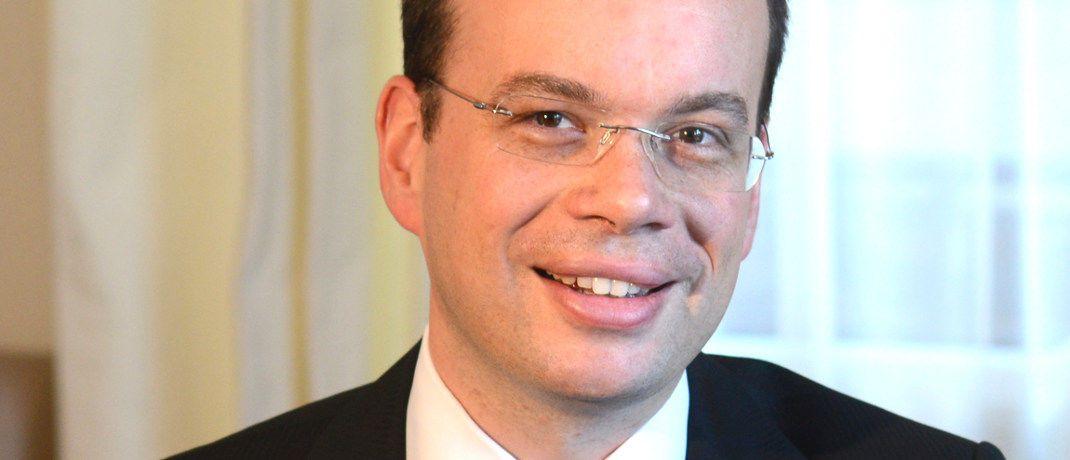 Der ehemalige Leiter des Drittvertriebs für Deutschland und Österreich Frank Stefes kehrt Lombard Odier Investment Managers den Rücken.|© Lombard Odier