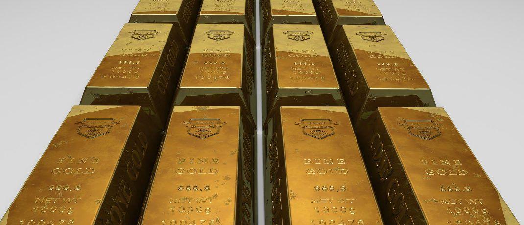 Goldbarren: Das glänzende Edelmetall enttäuschte Anleger im vorigen Jahr.|© Public Domain Pictures
