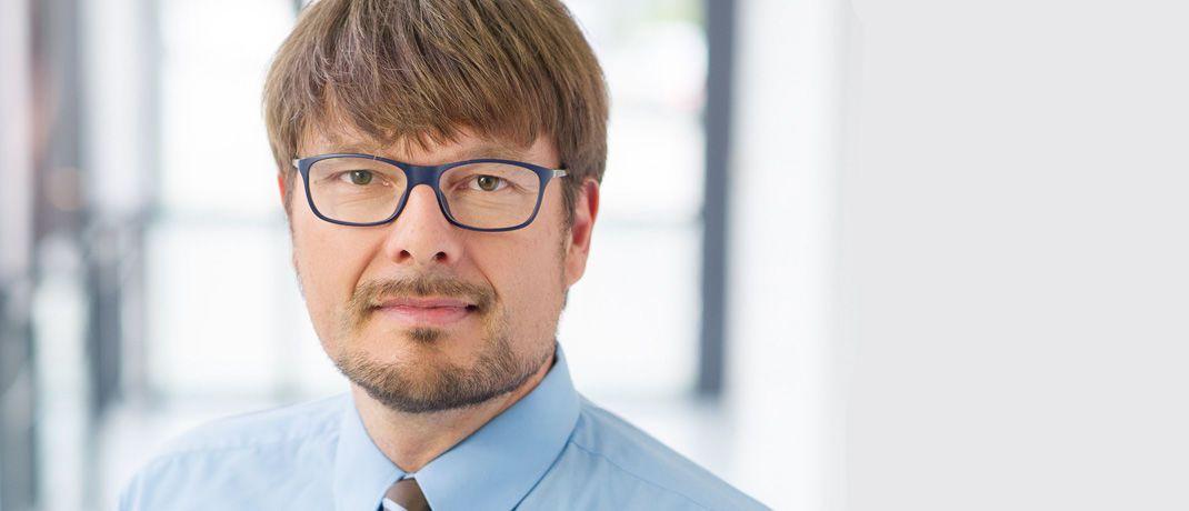Andreas Ehrke ist Gründer und Vorstand des Finanzdienstleisters Ehrke & Lübberstedt, zusammen mit seinem Kollegen Frank Lübberstedt.|© Ehrke & Lübberstedt