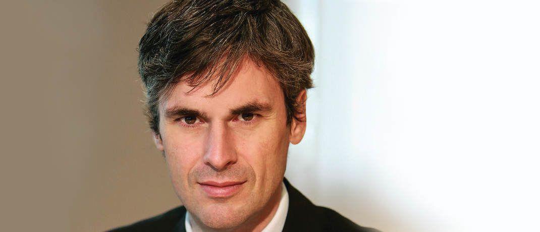 Jim Leaviss, Leiter für Anleihen bei M&G Investments und Manager des M&G Global Macro Bond Fund © M&G