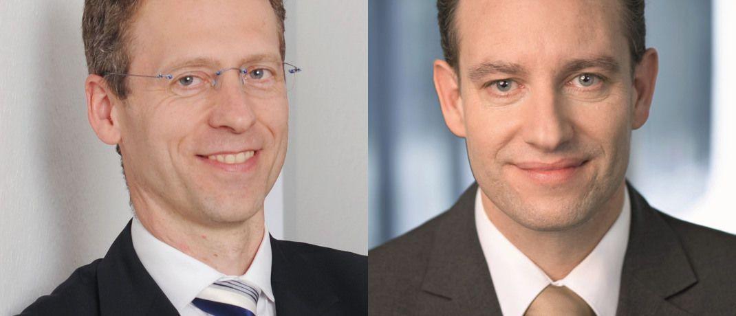 Jens Kummer (l.) und Markus Kaiser: Der Managing Partner bei Mars Asset Management und der Leiter für regelbasierte Multi-Asset-Strategien bei Starcapital erklären die Hintergründe ihrer Fusion.