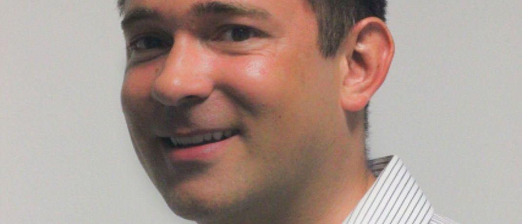 Dominik Lochmann, Geschäftsführer ESG Edelmetall-Service|© ESG Edelmetall-Service