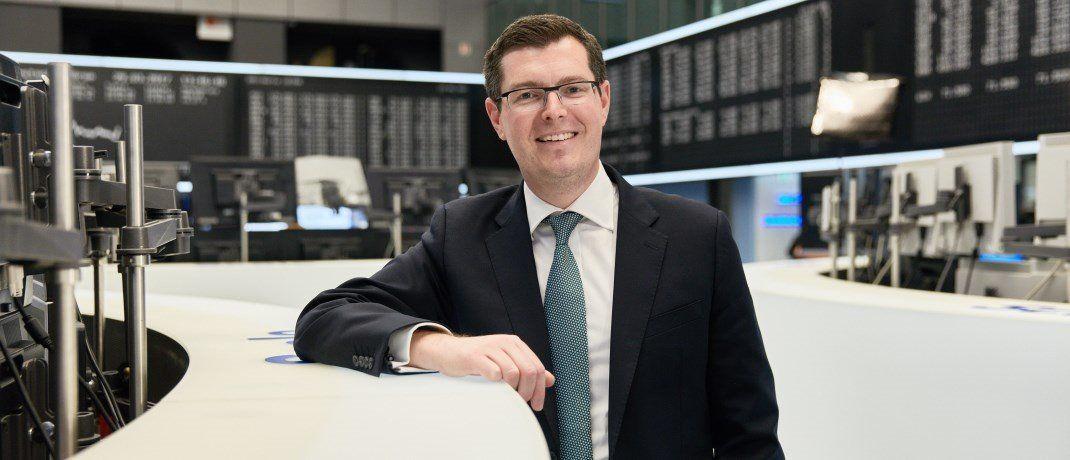 Nick King ist seit Juni 2015 Leiter ETF bei Fidelity International. Zuvor war er mehrere Jahre in leitender Position in den Bereichen ETF-Produktentwicklung und -Portfoliomanagement tätig.|© Fidelity International