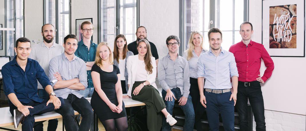 Das Getsurance-Team: Das Berliner Start-up hat mit RGAX einen neuen Investor.|© Getsurance