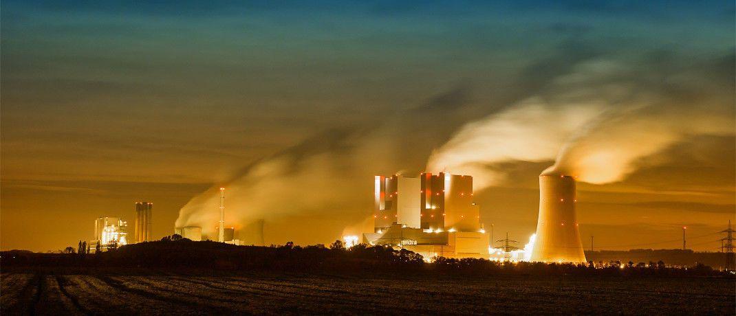 Kohlekraftwerk: Die Allianz zieht sich aus dem Geschäft mit Energie aus fossilen Brennstoffen zurück.|© Pixabay