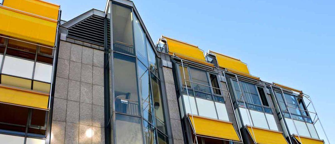 Wohnhaus in Berlin: Mieten und Kaufen wird immer teurer.|© Pixabay