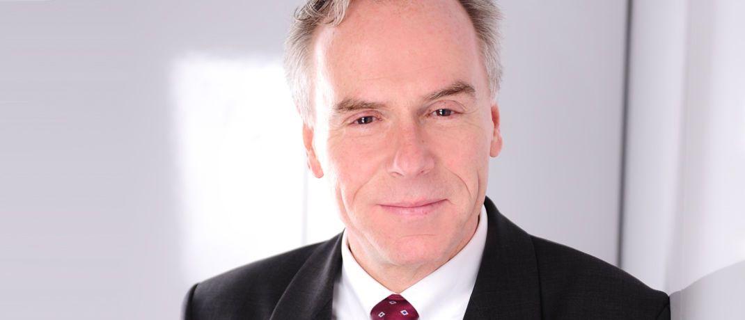 Johannes Hirsch ist Geschäftsführer des Vermögensverwalter und Family Office Antea mit Sitz in Hamburg.|© Antea