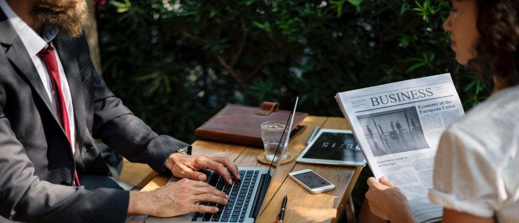 Digitalisierung: Auch Vermögensverwalter müssen sich auf neue Technologien vorbereiten.|© rawpixel.com