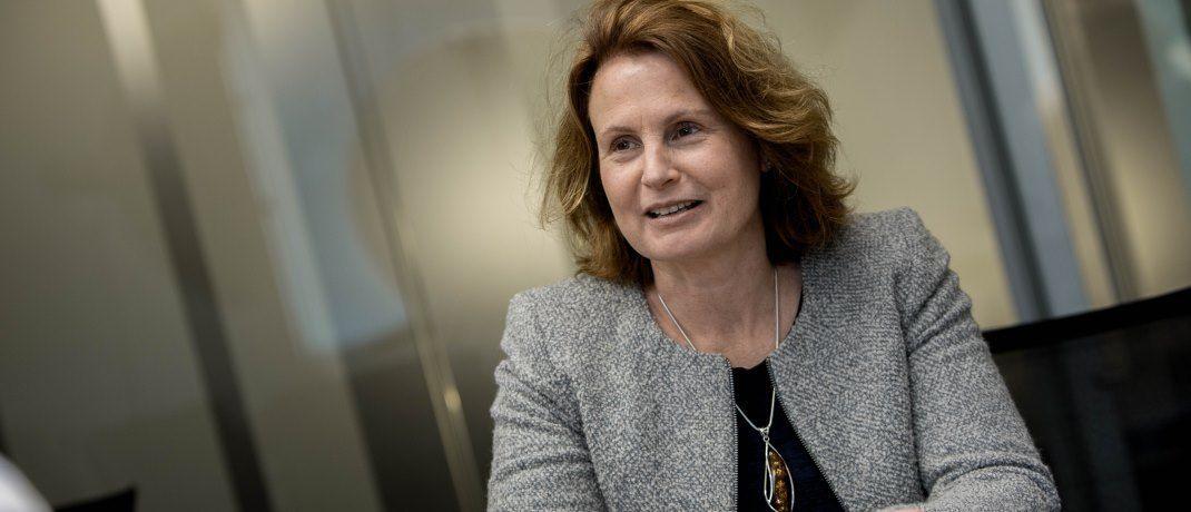 "Sandra Holdsworth, Fondsmanagerin bei Kames Capital: ""Volatilität eröffnet Chancen."""