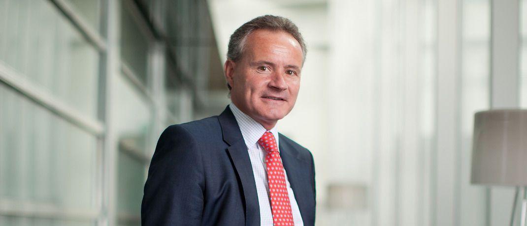 Janus Henderson baut das Team europäische Aktien um Teamleiter John Bennett aus.