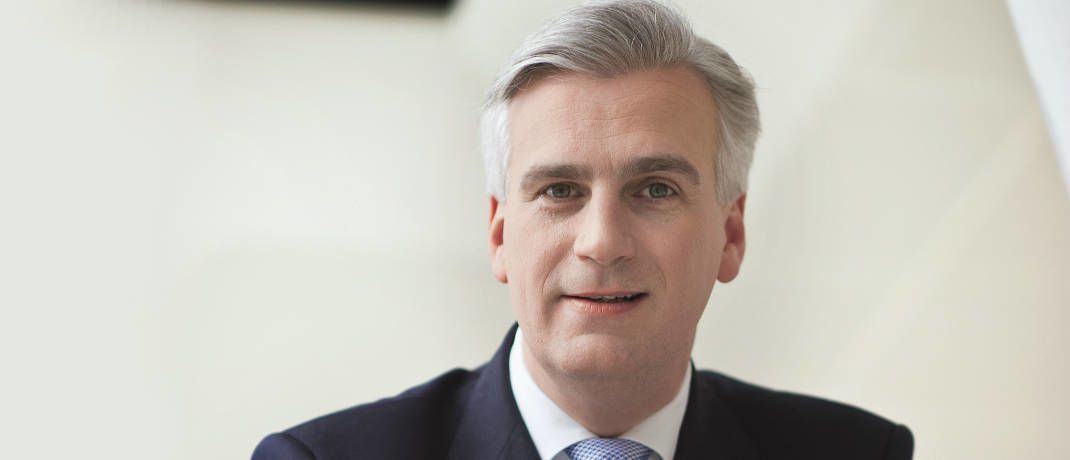 Tritt eine neue Stelle als Vertriebschef an: Ex-Fidelity-Mann Philipp Graf von Königsmarck|© Fidelity International