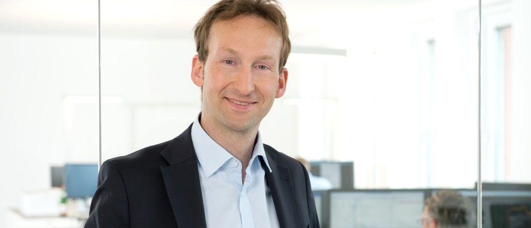 """Ulrich Janus, Senior Quant Researcher bei 7orca: """"Maschinelles Lernen stellt eine wichtige Diversifizierung innerhalb eines modellgetriebenen Sicherungsansatzes dar."""""""