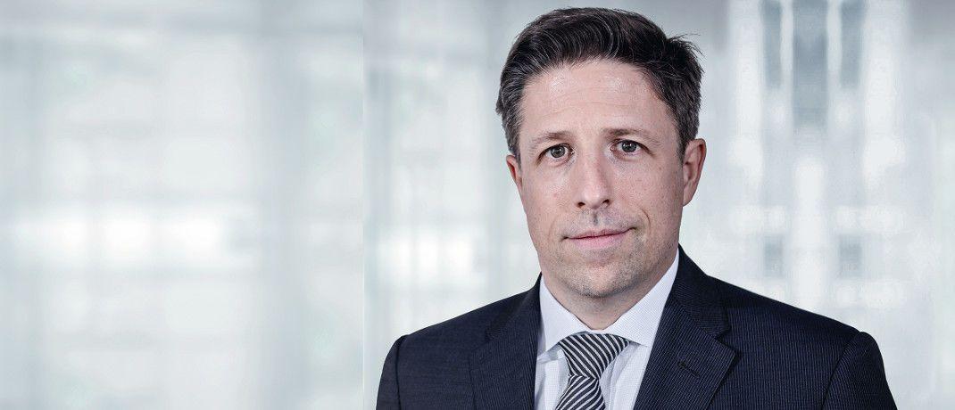 Erwartet einen Aufschwung in der Biotech-Branche: Daniel Koller, Leiter Investment-Team BB Biotech|© BB Biotech