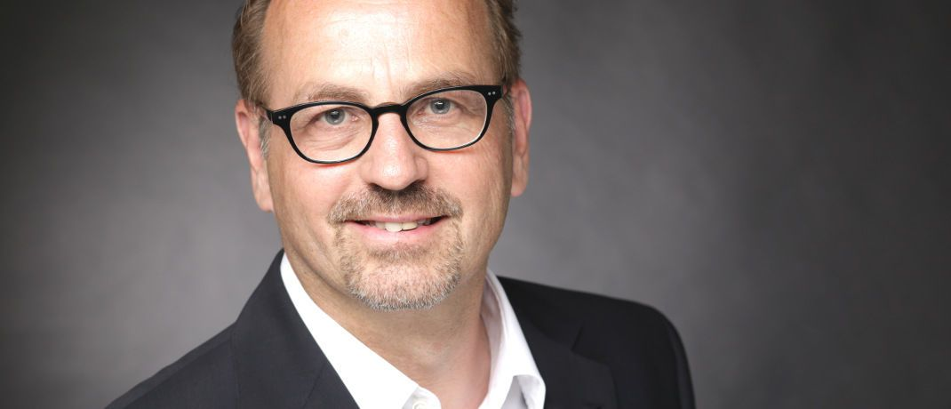 Ulrich Zorn verantwortet die Fondsmandate bei CSR. Zuvor war er als Portfoliomanager für Deka Investment tätig.|© CSR Beratungsgesellschaft