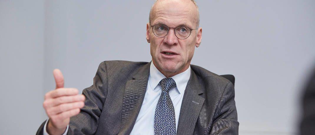 Rät Anlegern hierzulande zu mehr renditeträchtigen Rentenpapieren: Reinhard Berben, Franklin Templeton|© Franklin Templeton