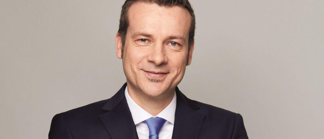 Carsten Roemheld ist Kapitalmarktstratege bei Fidelity International.|© Fidelity
