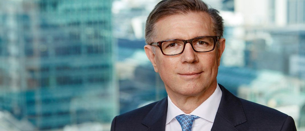 Karl-Josef Schneider, Leiter Global Real Estate EMEA bei Credit Suisse Asset Management Global Real Estate|© Credit Suisse AM