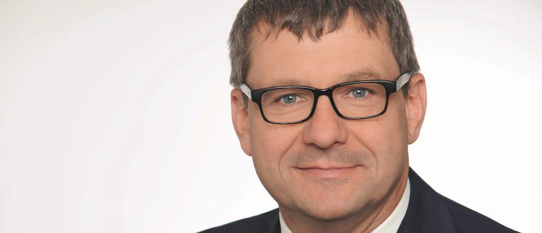 Volker Kurr, Europa-Chef fürs institutionelle Geschäft bei LGIM