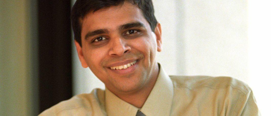 """Irfan Furniturewala, Technologieanalyst der Capital Group: """"Big-Data-Unternehmen haben eine wichtige Funktion"""""""