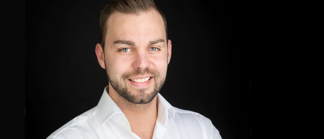 Benjamin Bilski ist Gründer und Chef der Social-Trading-Plattform Naga.