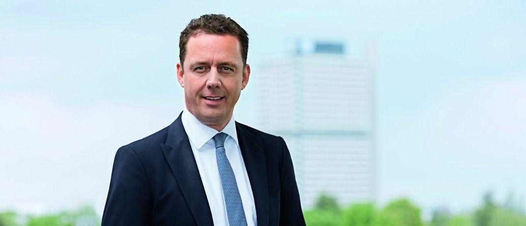 Robert Annabrunner, Bereichsleiter Drittvertrieb der DSL Bank.