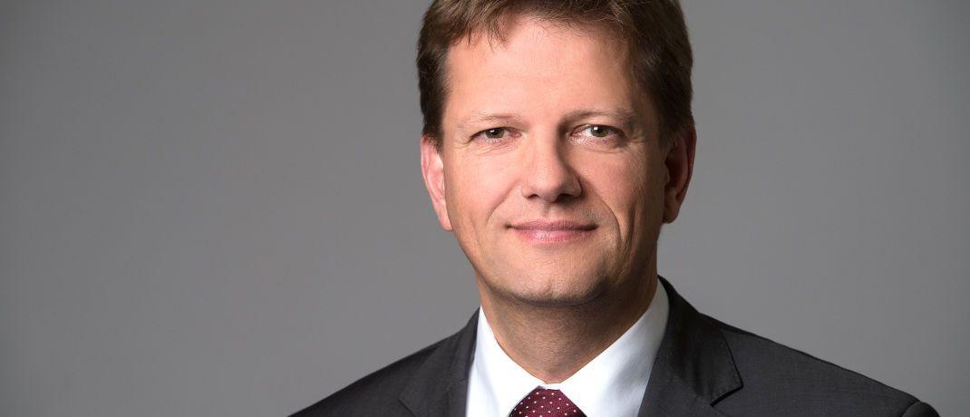 Ludger Wibbeke leitet den Bereich Asset Servicing für Sachwerte bei der Frankfurter Privatbank Hauck & Aufhäuser.