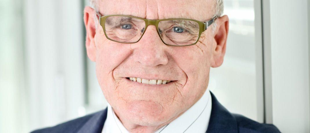 Günter Hirsch ist der Ombudsmann für Versicherungen.|© Versicherungsombudsmann