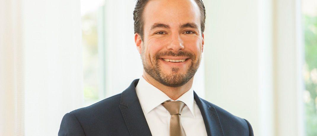 Andreas Schyra ist Vorstand der Essener Vermögensverwaltung Private Vermögensverwaltung.  |© Private Vermögensverwaltung