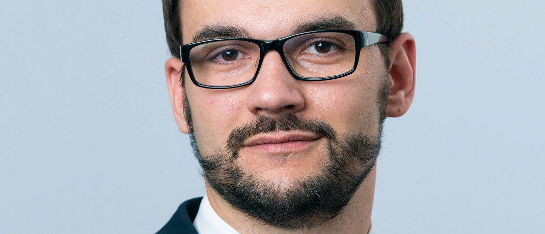 Stephan Witt, Kapitalmarktstratege der Finum Private Finance, Berlin.