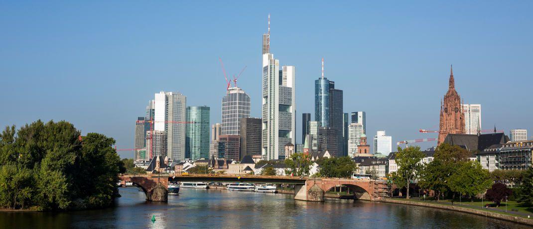 Frankfurt: Die deutsche Finanzbranche kooperiert nun doch nicht bei Daten aus dem Firmenkundengeschäft.|© Bankenverband - Bundesverband deutscher Banken