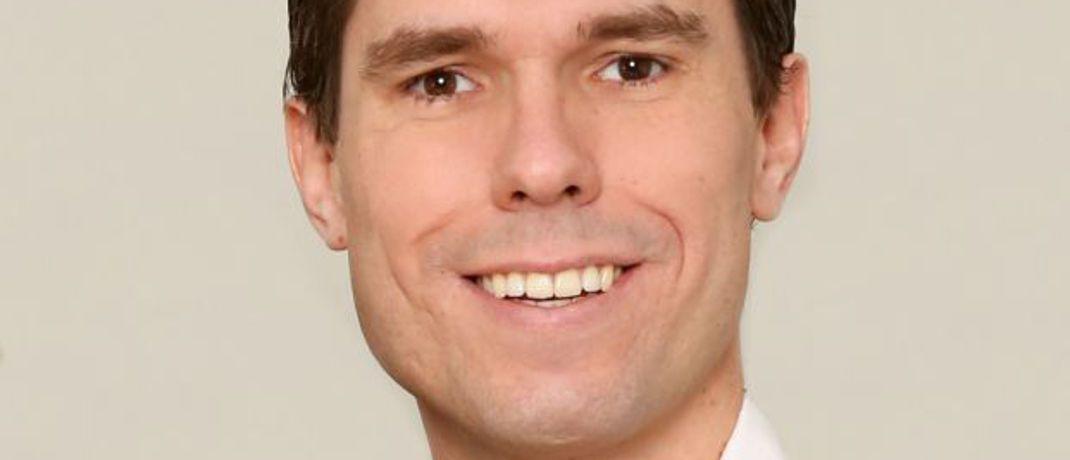 Seit 2014 bei Invesco: Alexander Krebs, verantwortlich für den Bankenvertrieb in Norddeutschland|© Invesco