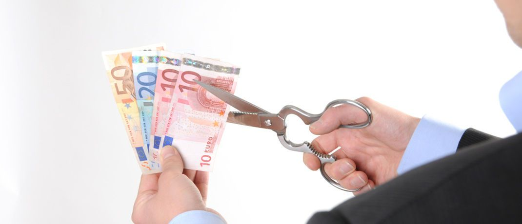 Angst vor Vermögensverlust: Die größte Sorge der Deutschen ist eine neue Finanzkrise.|© Jorma Bork /<a href='http://www.pixelio.de/' target='_blank'>pixelio.de</a>