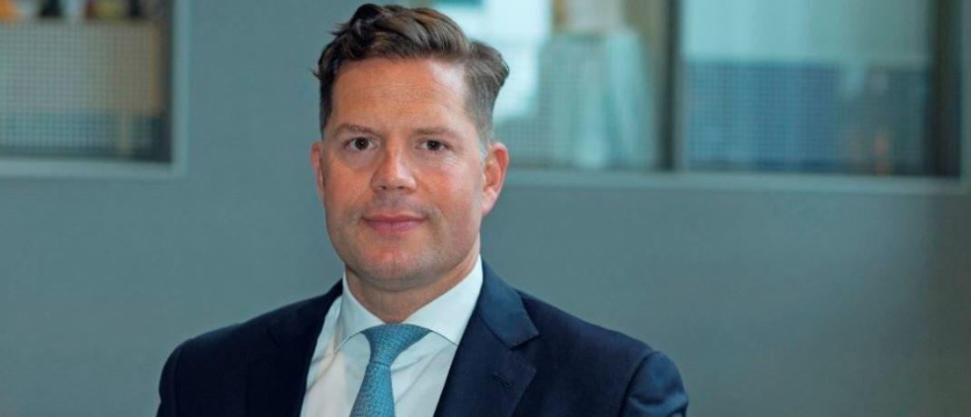Der Portfoliomanager Ingmar Przewlocka baut das Multi-Asset-Management von Schroders in Frankfurt auf.|© Schroders