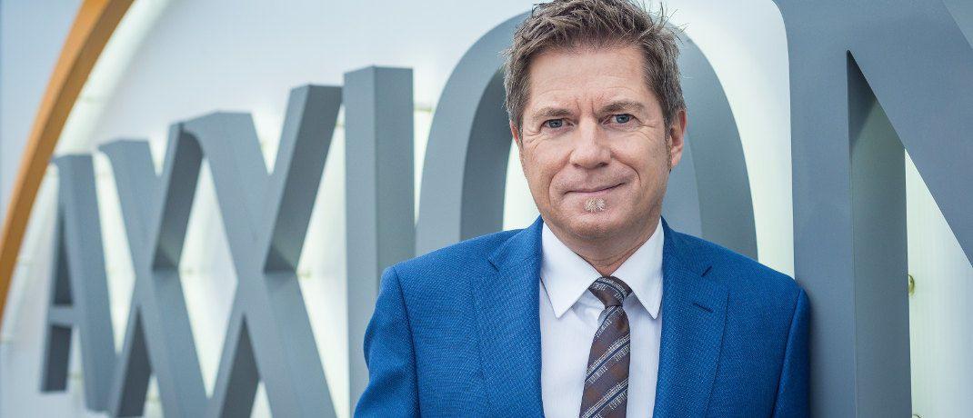 Thomas Amend: Der Geschäftsführer der Fondsgesellschaft Axxion spricht im Interview über Salsa-Tanzen als Trostpflaster und den Fernseher seiner Tante.|© Axxion S.A.