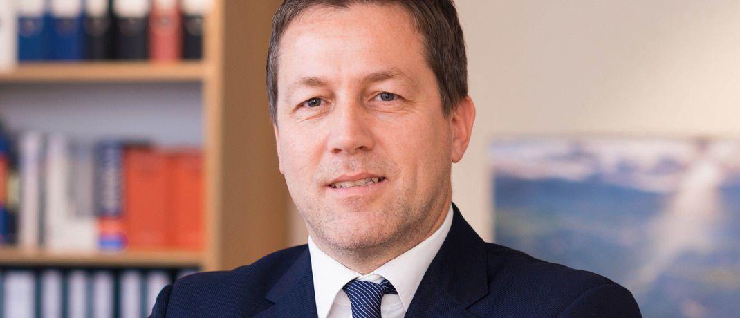 Martin Fischbach wechselte von der Apobank in den Vorstand des unabhängigen Vermögensverwalters Albrech & Cie.|© Albrech & Cie.