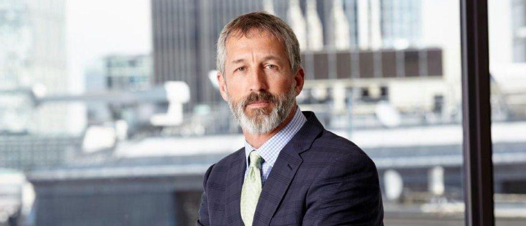 Peter Thompson: Als Head of European ETF Business soll er das ETF-Geschäft der GSAM in Europa aufbauen. © Goldman Sachs Asset Management (GSAM)