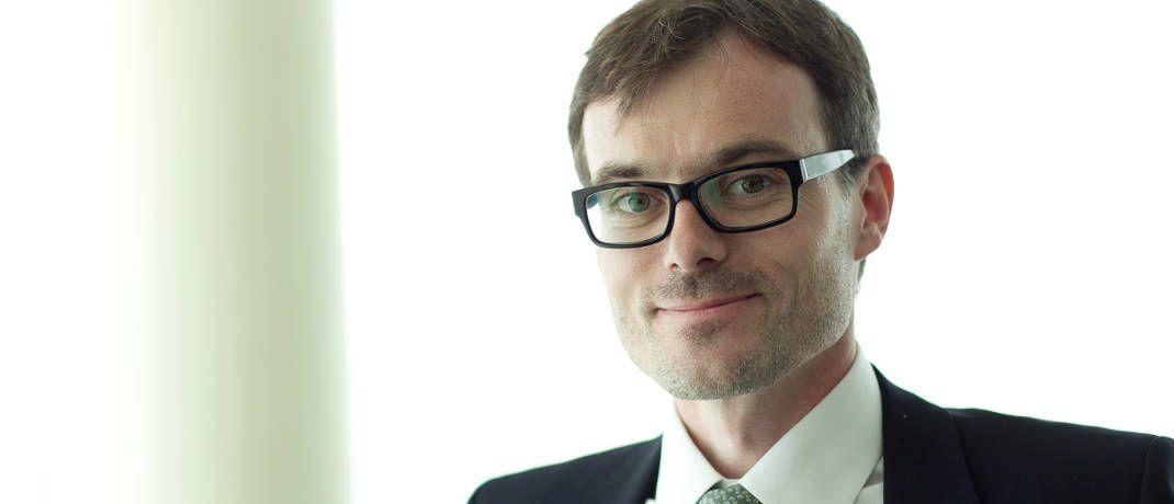 Spezialist für Hochzinsanleihen: Roman Gaiser