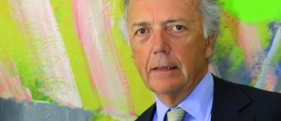 Édouard Carmignac: Der 70 Jahre alte Investmentexperte gründete 1989 zusammen mit Éric Helderlé Carmignac Gestion.|© Carmignac Gestion S.A.