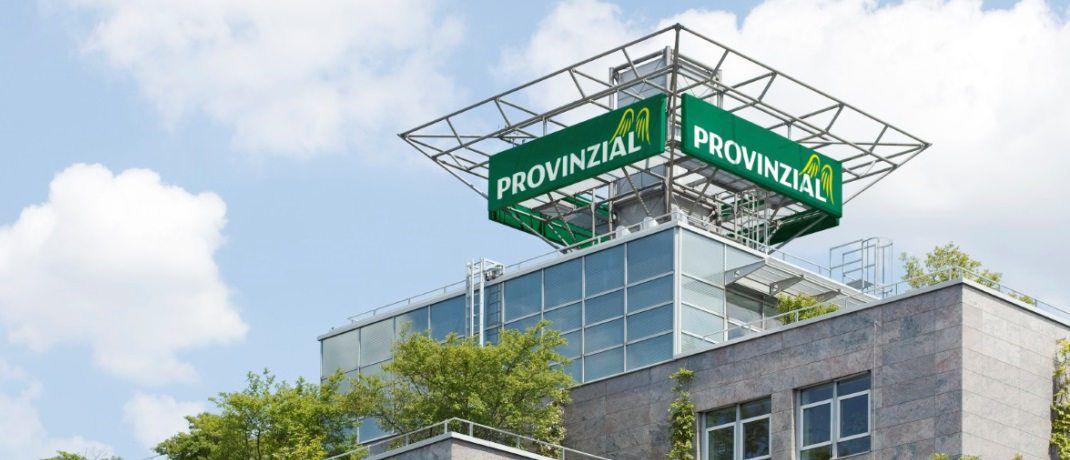 Die Provinzial Rheinland in Düsseldorf: Erfolgt zum neuen Jahr die Fusion mit der Provinzial Nordwest? |© Provinzial Rheinland