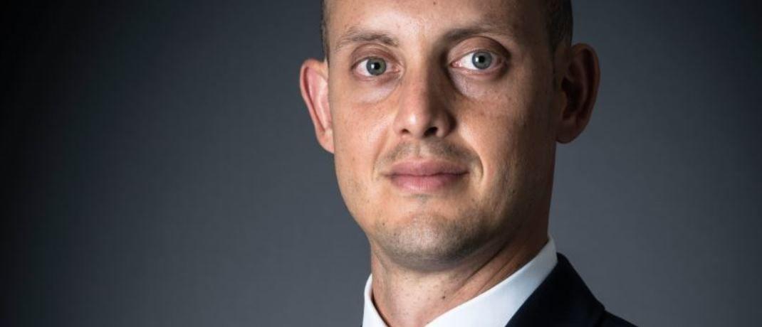 Wesley Lebeau, Portfoliomanager bei CPR Asset Management, Amundis Kompetenzzentrum für Themenfonds|© Amundi AM